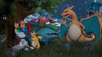 [SFM] Resting with Pokemon