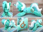 Lyra Heartstrings Plushie