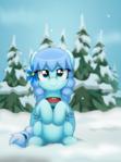 Comm: Frosty Twine