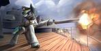 Battleship commander
