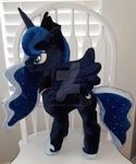 MLP PLUSHIE PRINCESS LUNA COMMISSION