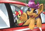 Car scoot