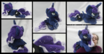 Custom Sleepytime Luna Beanie Plush