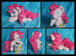 Pinkie Pie Custom Beanie Plush #4 - Commission
