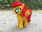 Lego Strawberry Sunrise