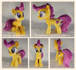 Small Scootaloo Plushie