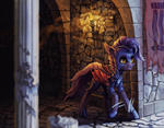 Old castle (ych)