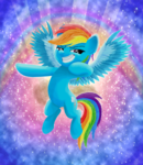 Rainbow Dash [ATG 2019-Day 5]
