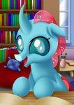 Ocellus in the School Library
