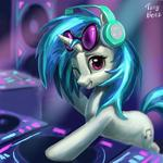 DJ-pony3s music party