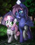 Sweetie Bot and Bitmaker