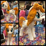 MLP 13 inch Pear Butter Plushie