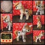 MLP 23 inch Little Pip Plushie .:Commission:.