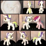 MLP 10 inch Filly 'Coconut Creme' :.Commission.: