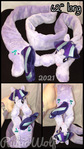 MLP S5 Starlight Glimmer Magnetic Plushie Scarf