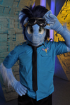 Soarin mlp fursuit