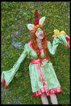(MLP) Autumn Blaze Kimono Cosplay #3