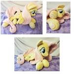 Fluttershy plush - available