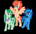 Microsoft Office Ponies