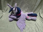 Giant Twilight Sparkle beanie (for sale)