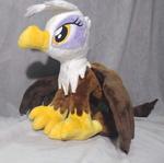 Gilda the gryphon plush