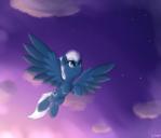 Night Gliding (ATG 2020 Day 28)