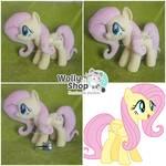 Fluttershy pony plush