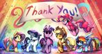 My Little Pony - Thank You!