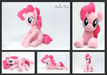 Pinke Pie XL Plush (nkp oem)