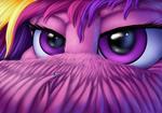 Cadence's muzzle #1 [commission]