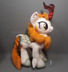 Handmade 60cm Autumn Blaze Plushie
