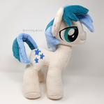 Handmade My Little Pony Sandbar Plushie