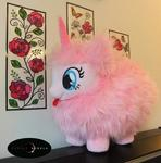 HUGE Fluffle Puff Plush - Made to Order!