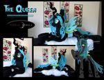 he Queen - Life Sized Queen Chrysalis