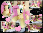 Life-Size Plush Pony!