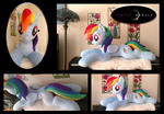 Life-Sized Plush Pony