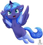 Chibi Filly Luna {Reward}
