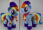 Rainbow Dash (S5E5 Winter Outfit)