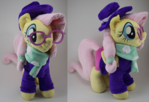Hipster Fluttershy Plush