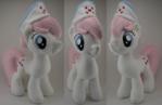 Nurse Redheart plush