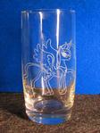 Princess Luna Glass engraving (2021)
