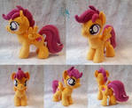 Scootaloo - Custom Plush