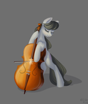 Octavia and cello