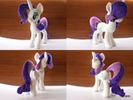 Mlp Rarity plush