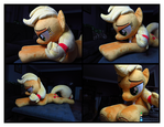 Lifesized Applejack Commission