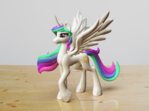 Princess Celestia (3D)