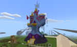 Twilight Sparkle's Castle - Minecraft