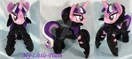 Pony Starlight Glimmer in armor Plush