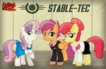 Fallout Equestria Cutie Mark Crusaders