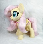 Fluttershy plushie toy